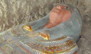 3,200-Year-Old Ancient Egyptian Mummy Discovered in Great Shape in Luxor