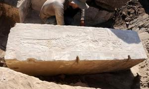 Archaeologists Discover a Resting Place for an Ancient Egyptian Sacred Boat