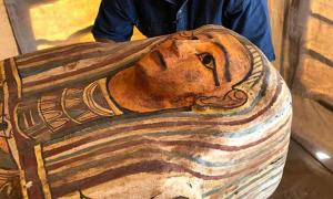 "Discovery of 14 Ancient Sarcophagi in Saqqara is ""Only the Beginning""!"