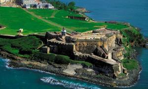 Castillo de San Felipe del Morro (El Morro), Puerto Rica