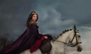 Medieval Queen. Credit: Julia Shepeleva / Adobe Stock