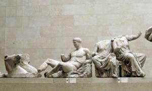 The Elgin Marbles on display at the British Museum, London. Source: Justin Norris / CC BY 2.0
