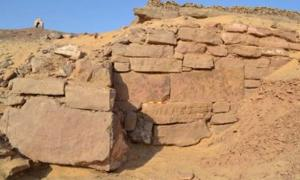 Newly Discovered Wall in Elite Egyptian Cemetery Believed to be Hiding 4,200-Year-Old Tombs