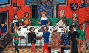Roasted Swan for Dinner? Oldest English Cookbook Reveals 200 Meals Fit for a King
