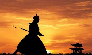 Representation of the English samurai, William Adams.         Source: adrenalinapura / Adobe stock