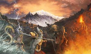 Ragnarök battle