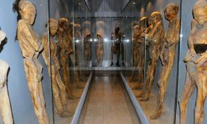 Evicted from a Cemetery and into a Museum: The Multitude of Mummies of Guanajuato