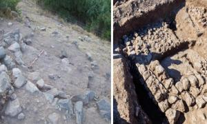 Excavations at the NEG II site in the Jordan River Valley and the site in northern Jerusalem
