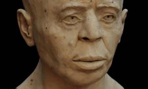Face of Man Who Lived 9,500 Years Ago in the Biblical City of Jericho Brought Back to Life