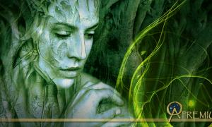Fairy realm and abstract quantum physics