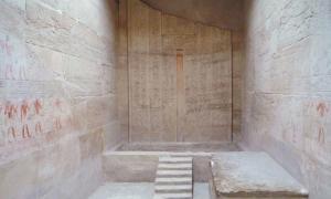 False Doors: The Gateways to the Egyptian Underworld