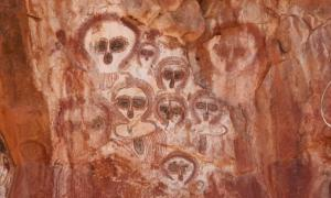 rock art, petroglyphs, Kimberley, Australia, oldest, paintings, Wandjinas, Aboriginal, indigenous
