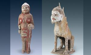 Fascinating Figurines Accompanied a Chinese General and his Princess Wife to the Afterlife