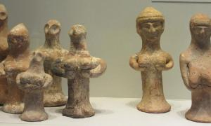 Kosher Female Figurines in Judah During The Biblical Period?