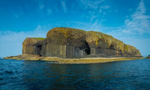 Fingal's Cave, Staffa Island, Scotland