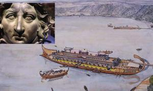 Two Roman Ships that Were Lost in WWII: What Destroyed the Floating Palaces of Emperor Caligula?