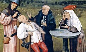 The Extraction of the Stone of Madness by Hieronymus Bosch