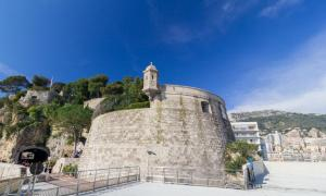 Fort Antoine, Monaco          Source: johnbraid / Adobe Stock