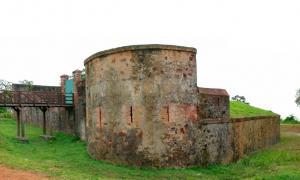 Fort Diamant.