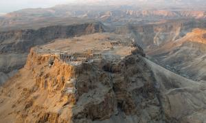 Archaeologists to Explore Mysterious Underground Structure at the Desert Fortress of Masada