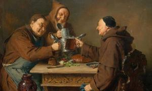 The French Brews Brothers: Benedictine Monks Bring a Traditional Brewing Practice Back to Life