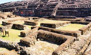 The ruins of Fuerte de Samaipata