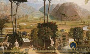 Pinpointing The Celestial Garden Of Eden By Hallowed Heavenly Writing