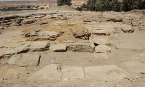 A general overview of the temple. Credit: The Gebel Silsila Survey Project 2015.