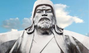 Statue of Ghengis Khan