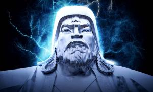 The epic force that was Genghis Khan.