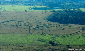 Mysterious Geoglyphs of Amazonia