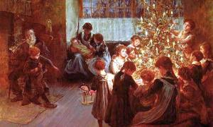 Why Ghosts Haunt England at Christmas but Steer Clear of America