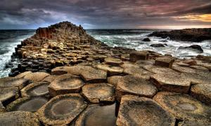The Giant's Causeway – Where Geology Blends With Mythology