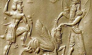 the ancient epic of gilgamesh and the precession of the