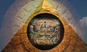 The Great Pyramid at Giza and Noah's Ark:  Are we coming closer to an understanding of the Ancient Mind? Part I