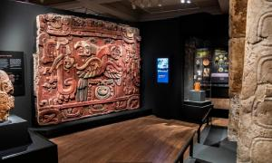 The new Mexico and Central America Gallery at Penn Museum.         Source: Eric Sucar/ University of Pennsylvania