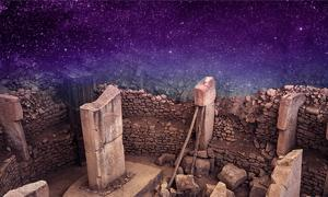 Göbekli Tepe's construction secrets may be tied to the stars. (Deriv.) Source: Brian Weed /Adobe Stock