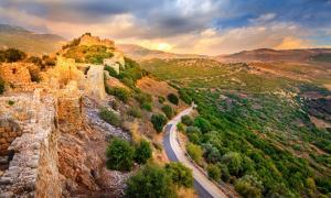 Nimrod Castle, Golan Heights
