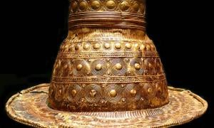 Bronze Age Golden Hat