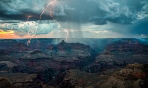 Forbidden Zone of The Grand Canyon: Legends, Landmarks & Lies