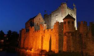 Gravensteen Castle in Ghent, Belgium           Source: Kurt De Bruyn / Adobe Stock