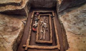 Archaeologists Say They Have Unearthed A 5,000-Year-Old Graveyard of Giants in China