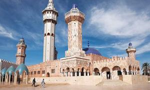 Great Mosque of Touba.        Source: Visintainer, F / CC BY 3.0