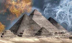 The Great Pyramid of Giza: A Modern View on Ancient Knowledge, Air and Fire – Part II