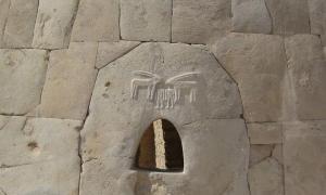 The Great Tomb at Hili, Al Ain, built around 3000 BC