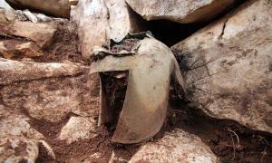 Rare Greek-Illyrian Helmet Found in Croatia