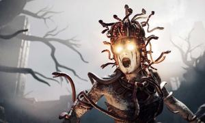 Medusa in Assassin's Creed: Odyssey. There are other creatures from ancient Greek myth in Assassin's Creed as well.