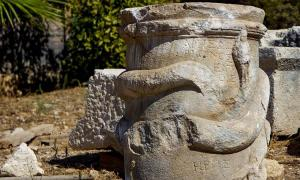 First Greek Snake Altar To Underground Gods Found in Southern Turkey