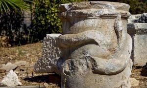First Greek Snake Altar To Underground Gods Found in Southern Turkey
