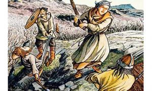 Gunnhild, A Misidentified Bog Body and the Mother of Kings in Norse Sagas